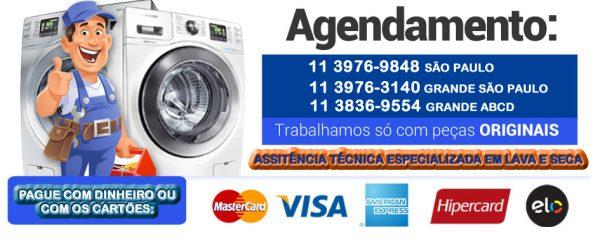 assistencia tecnica maquina de lavar